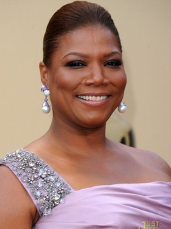 Queen Latifah; Photo courtesy of JustJared
