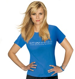 Avon Empowerment Tee; Photo courtesy of Avon