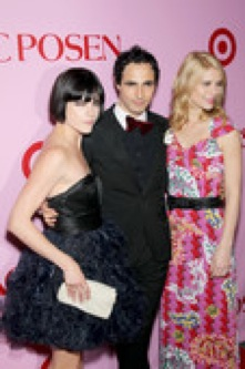 Zac Posen Target; Photo courtesy of SRK/REX Photos