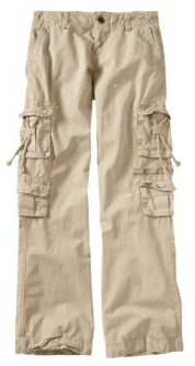 Old Navy Cargo Pants; Photo courtesy OldNavy.com