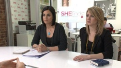 Michelle Madhok of SheFinds; Photo courtesy of SheFinds