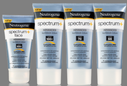 Neutrogena Sunscreen; Photo courtesy of Neutrogena.com