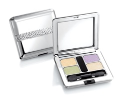 La Prairie Whisper EyeShadow Quad; Photo courtesy of La Prairie
