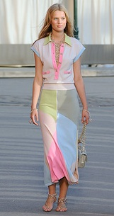 Chanel Resort 2010/2011; Courtesy of Chanel.com