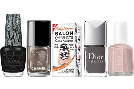 Most Popular Nail Polishes of 2011
