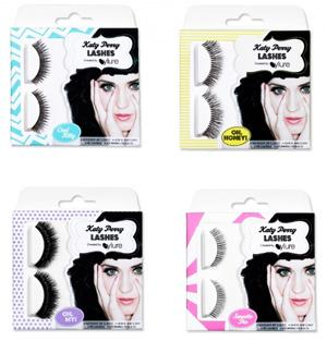 Katy Perry Stage on Get Katy Perry S Luscious Lashes  Simply Chic   Msn Living