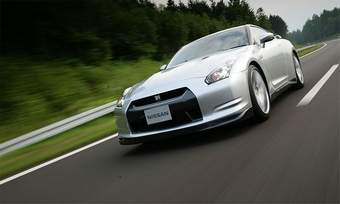 Nissan is updating the GT-R with more power and better aero. Shown is the 2011 model. (photo courtesy of Nissan)