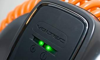 Chevrolet will offer a home charging unit with the new Volt. (photo courtesy of GM)