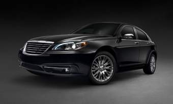 The Chrysler 200 arrives in showrooms late this year as a 2011 model.