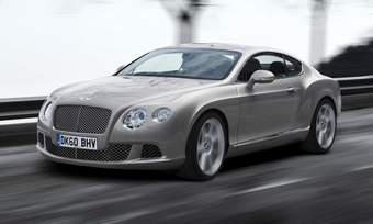 Bentley considers S-Tronic technology for upcoming V8 Continental. (photo courtesy of Bentley)
