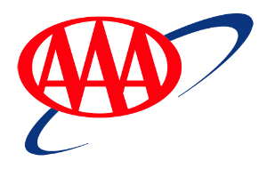 The AAA logo. (Image courtesy AAA.)
