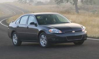 Nearly 322,500 Chevy Impalas from the 2009 and 2010 model years are involved in the recall.