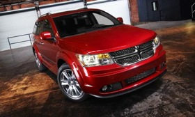 The 2011 Dodge Journey gets slight changes to the front fascia. (Photo courtesy of Dodge.)