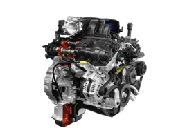 Photo of Chrysler Pentastar V-6 (courtesy Chrysler)