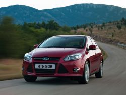 Ford Focus image (courtesy of Ford Motor Co.)