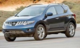 The Nissan Murano. (Photo courtesy of Nissan.)