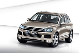 2011 Volkswagen Touareg Hybrid