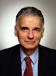 Ralph Nader. (Photo from nndb.com.)