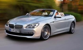 The BMW 6-Series. (Photo courtesy of AutoWeek.)