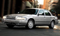 A Grand Marquis sedan was the last Mercury built.