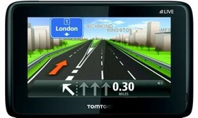 omTom's Live services will use AT&T's wireless network to keep drivers connected.