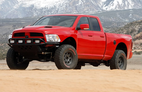 (Dodge Ram Runner. Photo courtesy Dodge.)