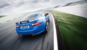 (2012 Jaguar XKR-S. Photo courtesy Jaguar.)
