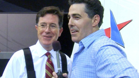 Adam Carolla. Image courtesy SPEED.