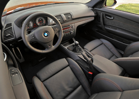 (BMW 1-Series M Coupe. Image courtesy BMW.)