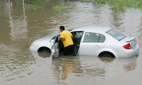 Cars that have been flooded are prone to engine and electrical problems.