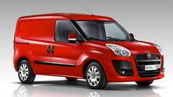Fiat Doblo. Image courtesy Chrysler.