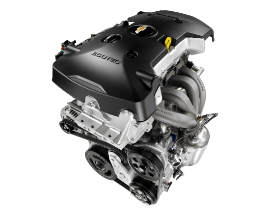 GM Ecotech 2.5 (Photo Courtesy GM)