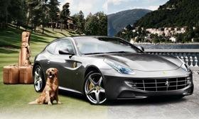 The Neiman Marcus Ferrari FF: Yours for just $375,000. (Photo courtesy of AutoWeek.)