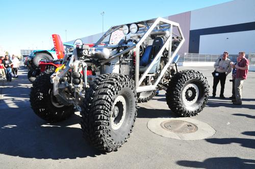 SEMA rock crawler. Image courtesy SEMA. 