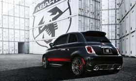 The Fiat 500 Abarth. (Photo by Fiat.)