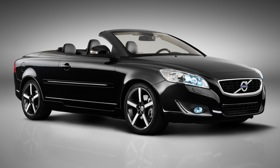 The 2012 Volvo C70 Inscription. (Photo by Volvo.)