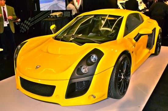 The Mastretta MXT. (Photo by Josh Condon.)