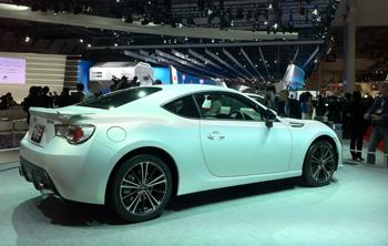 2012 Toyota GT 86. Image courtesy Automobile Magazine.