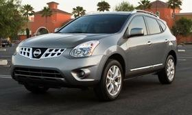 The 2011 Nissan Rogue is being recalled to fix the power steering. (Image courtesy of Autoweek.)&#10;&#10;&#10;