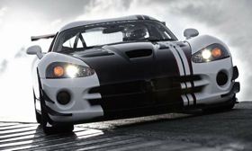 Driver's Log Gallery: 2010 Dodge Viper ACR-X. (Photo by Autoweek.) 