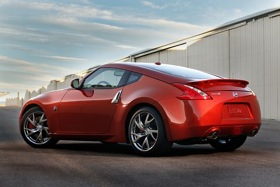 The 2013 Nissan 370Z. Photo by Nissan.