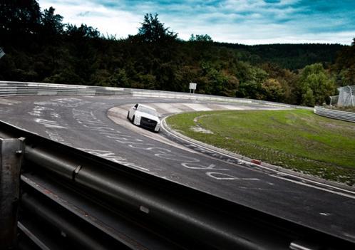 Cadillac ATS Nurburgring. Image courtesy Cadillac.