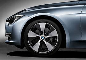 BMW ActiveHybrid 3, courtesy BMW