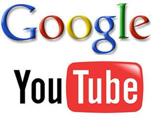 Google YouTube logo. Image courtesy Google.