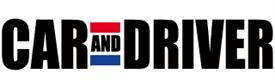 Car and Driver logo. Image courtesy Hearst/Car and Driver.