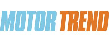 Motor Trend logo. Image courtesy Motor Trend.