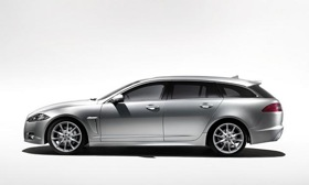 Unfortunately Jaguar isn't bringing the Sportbrake to U.S. shores. Photo by Jaguar.