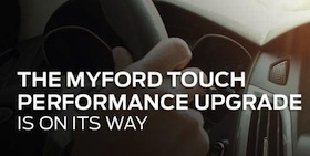 MyFord Touch Upgrade