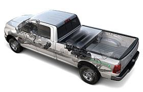 Ram 2500 HD CNG, courtesy Chrysler