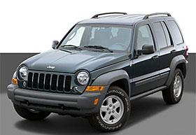 2005 Jeep Liberty, courtesy MSN Autos